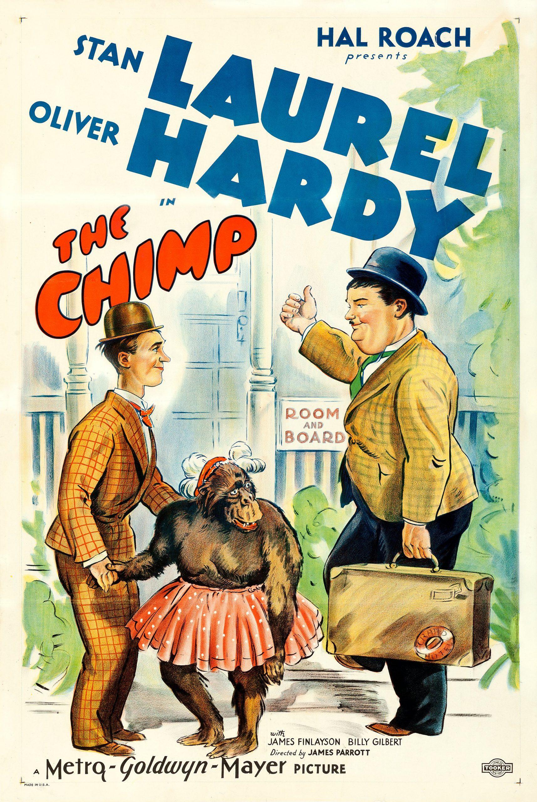 The Chimp (1932)
